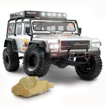 FTX FTX5563 KANYON 4X4 RTR 1:10 XL TRAIL CRAWLER